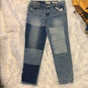 4/$50 Jessica Simpson Monroe Boyfriend jeans